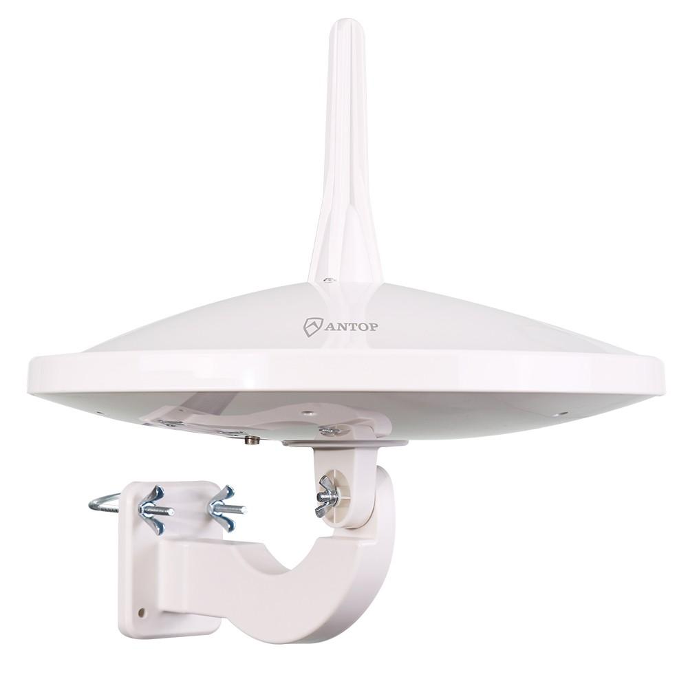 Dual Omni Outdoor Rv Attic Hdtv Antenna Ufo Antop At 415b