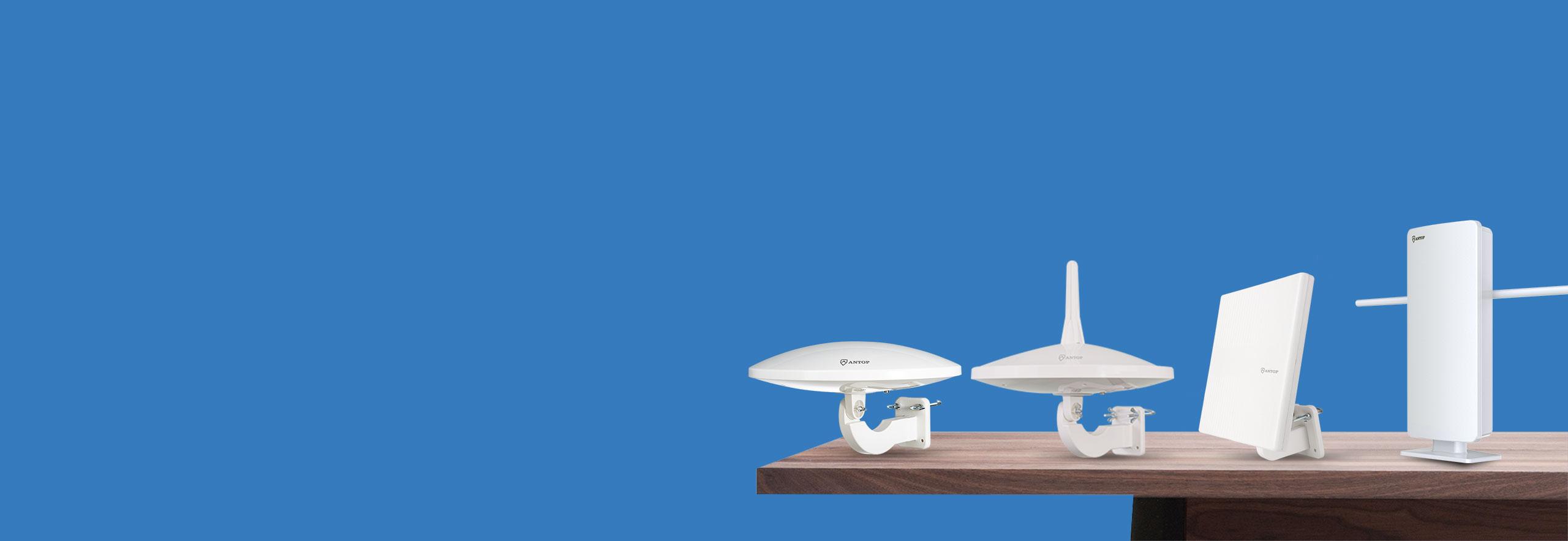 ANTOP Renewed Antennas