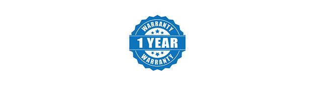 ANTOP 1 Year Warranty