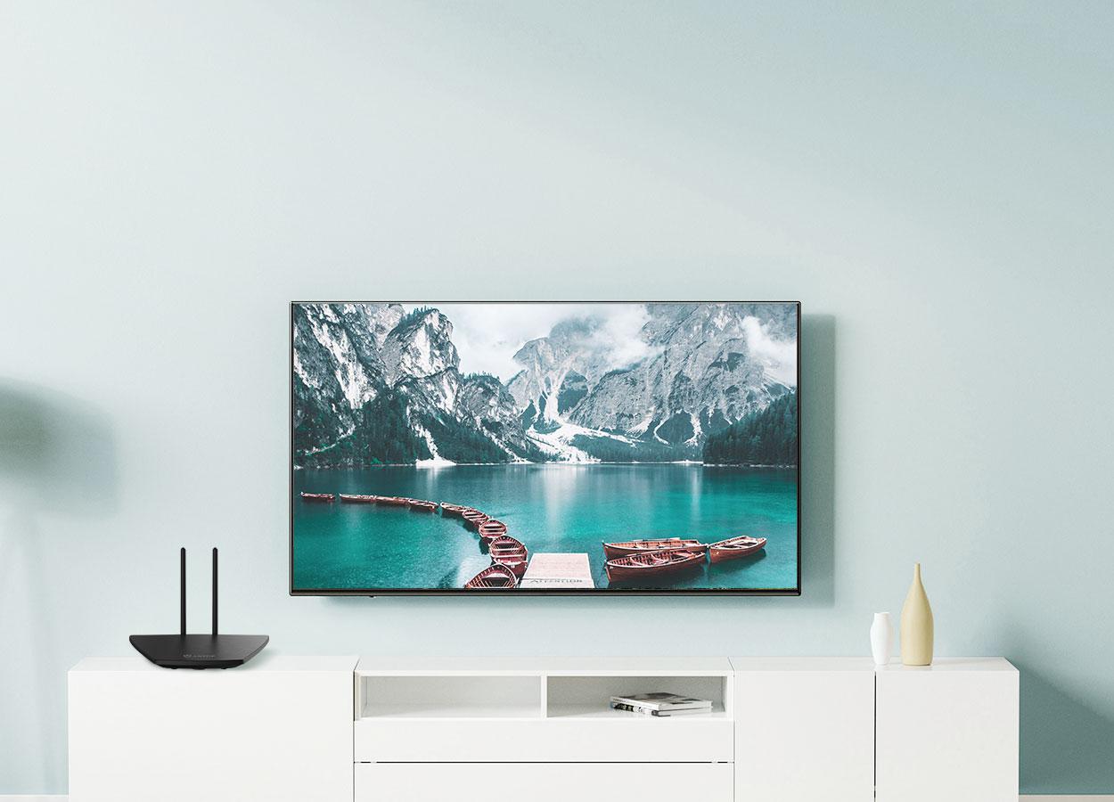 Antop Aero + Refined Indoor HDTV Antenna