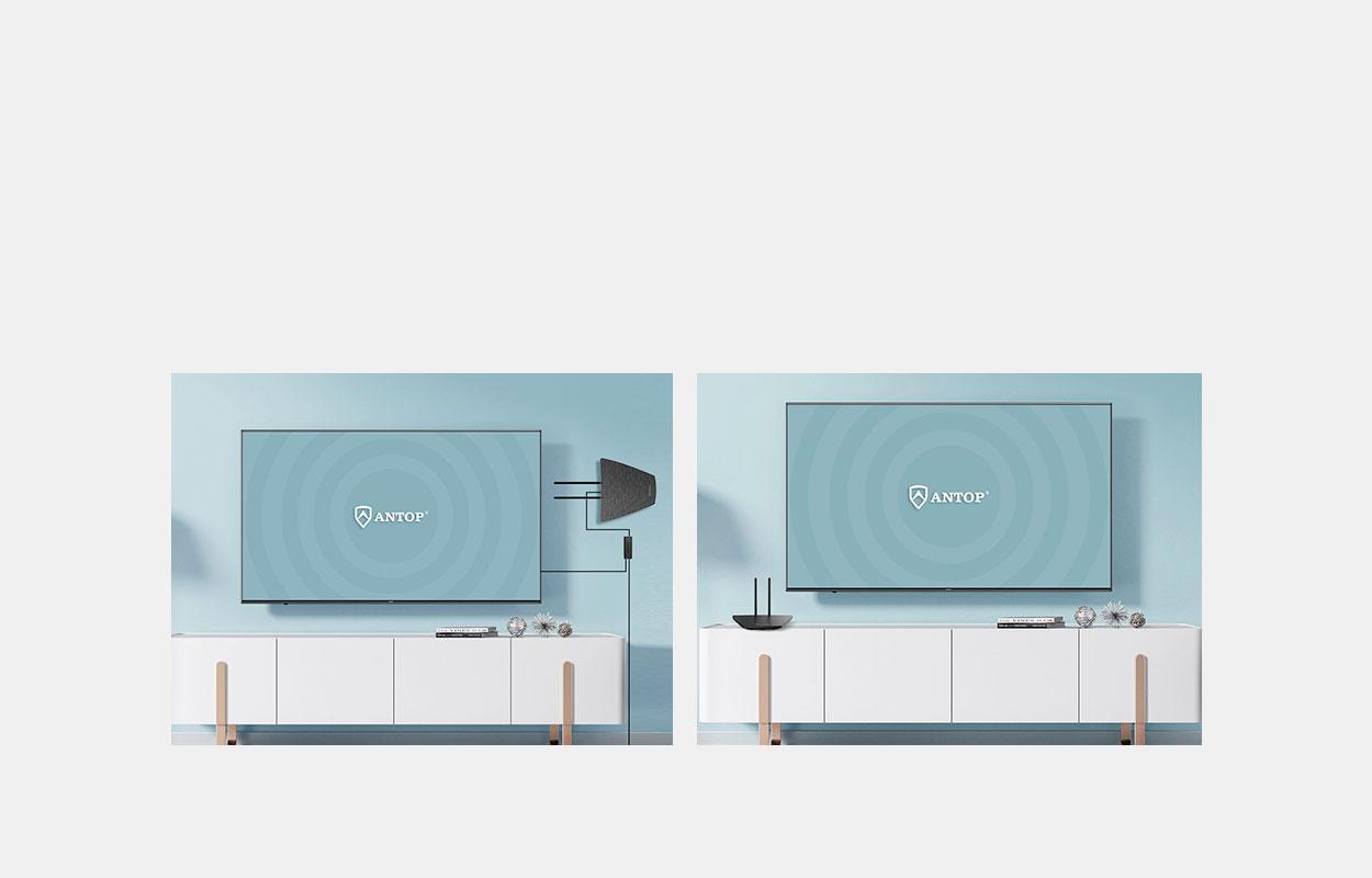 Modern Design With Multiple Setup Options